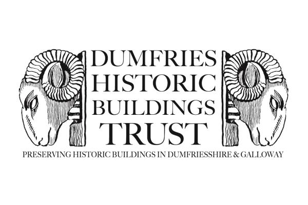 Logo of Dumfries Historic Buildings Trust