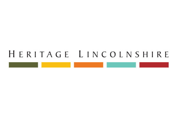 Logo of Heritage Lincolnshire